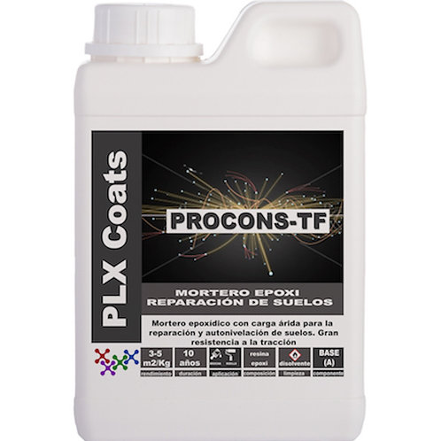 PROCONS -TF (92), Composite concrete floors