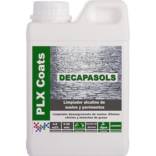 DECAPASOLS (L-60) Cleaning floors