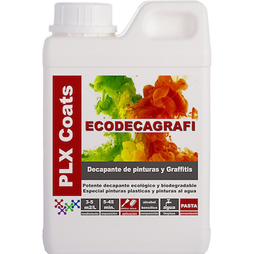 ECODECAGRAFI (D-41) Biodegradable stripper