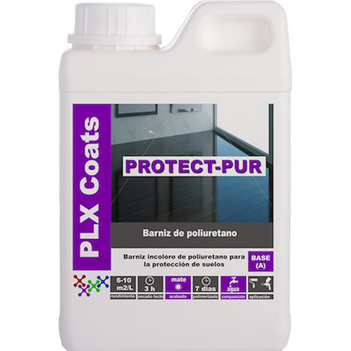 PROTECT PUR (21) Two-component polyurethane flooring protection