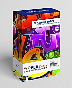 proteccion antigrafiti transparente