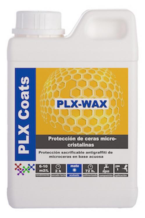 PLX WAX (P-10)       ANTIGRAFITI SACRIFICABLE