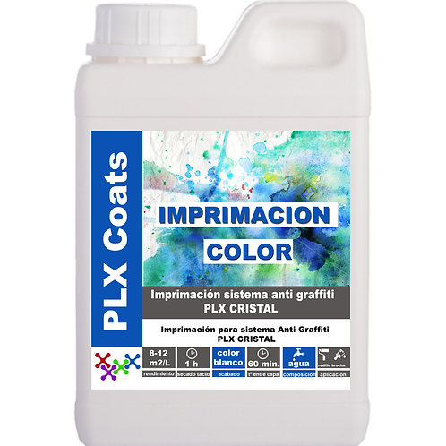 IMPRIMACION COLOR (P-09) Sup. Porosas