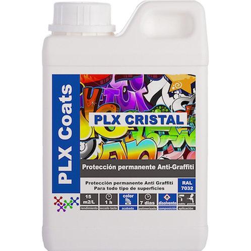 PLX CRISTAL Color Ral (P-03) ANTIGRAFITI PERMANENTE