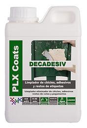limpiar adhesivos