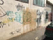 quitasombra de grafiti