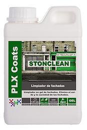limpiador gel fachadas suelos