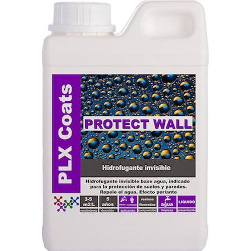 PROTECT WALL (81) Water invisible water repellent