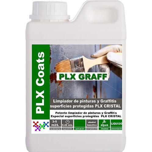 PLX GRAFF (L-74) Limpiador PLX Cristal