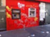 limpieza de grafitis superficies lisas