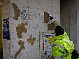 aplicacion quitasombras de grafiti