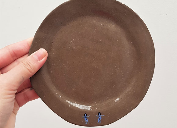 Terracotta Plate 1