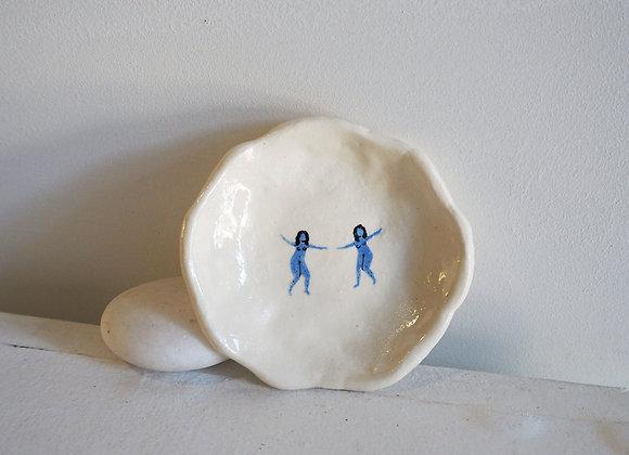 Dancers Mini Dish