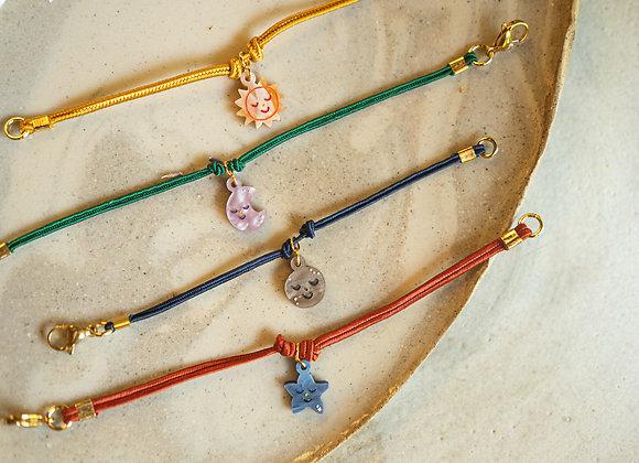Celestial Bodies Bracelet