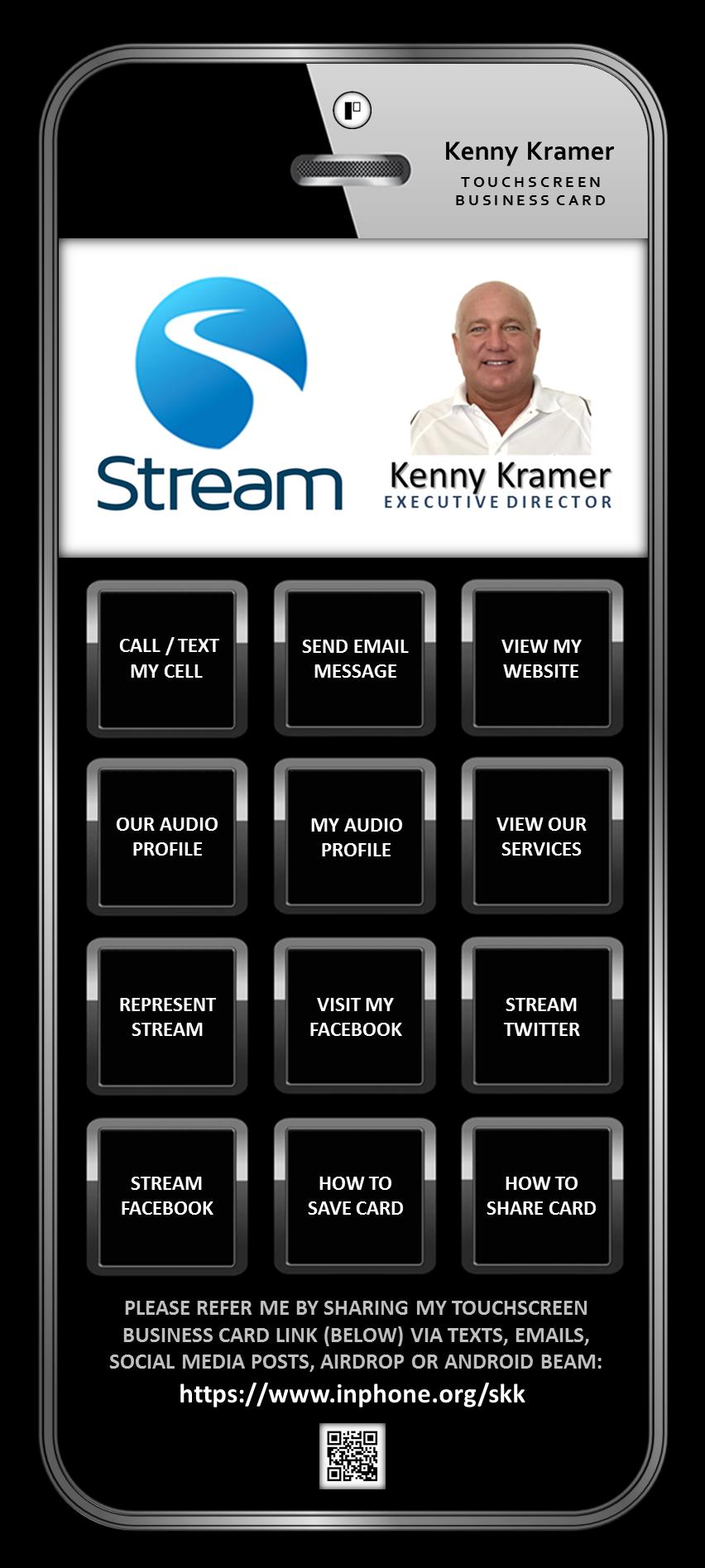 InPhone Test Drive Sample - Kenny Kramer