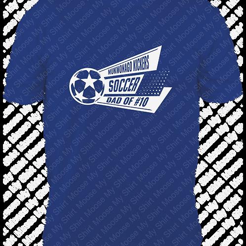 Soccer Dad Tee - Mukwonago