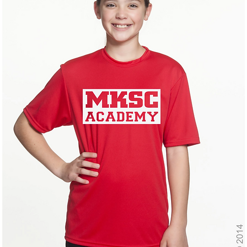 Youth MKSC Academy PRACTICE shirt
