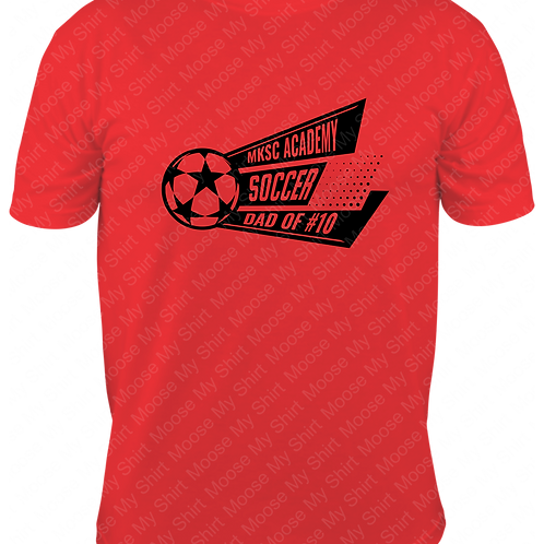 Soccer Dad Tee - MKSC Academy