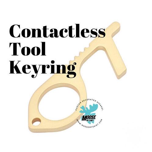 No Contact Antivirus Key-Ring Tool