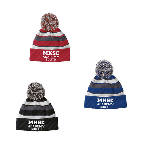 Holloway Comeback Beanie knit hat - MKSC Academy SOUTH