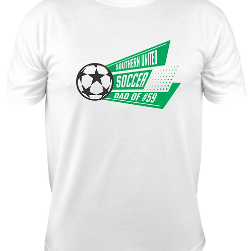 Soccer Dad Tee - Southern United