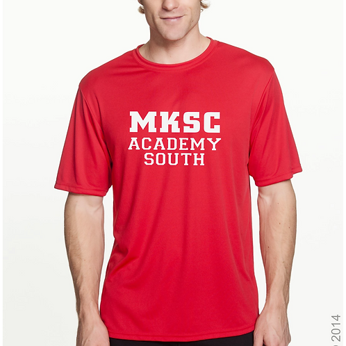 ADULT MKSC Academy South PRACTICE shirt