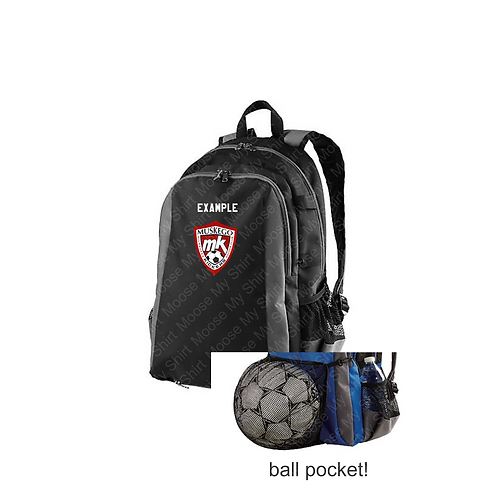 Personalized All Sport Backpack - Muskego