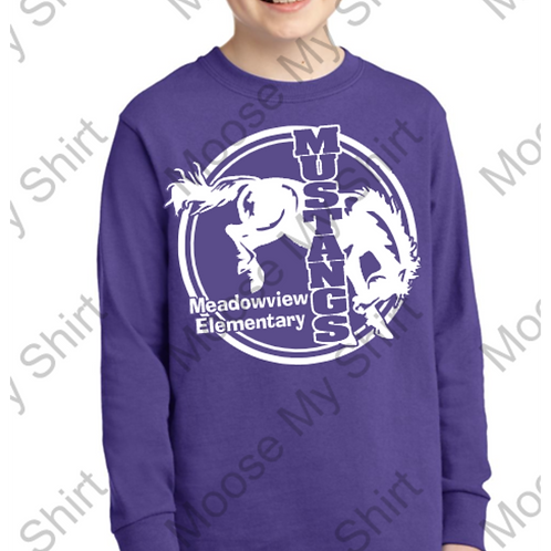 Meadowview Youth Long Sleeve