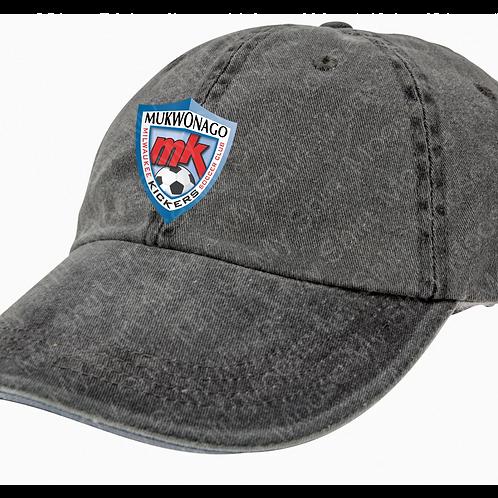 Ladies unstructured baseball cap - Mukwonago