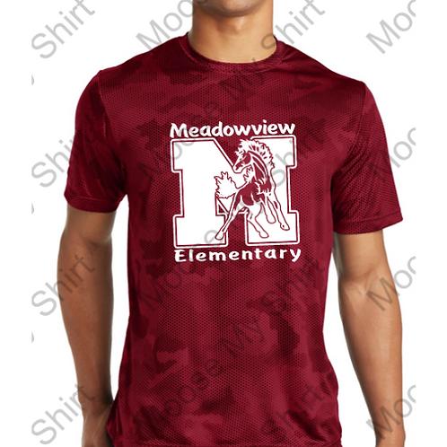 Meadowview Adult CamoHex Dri-Fit