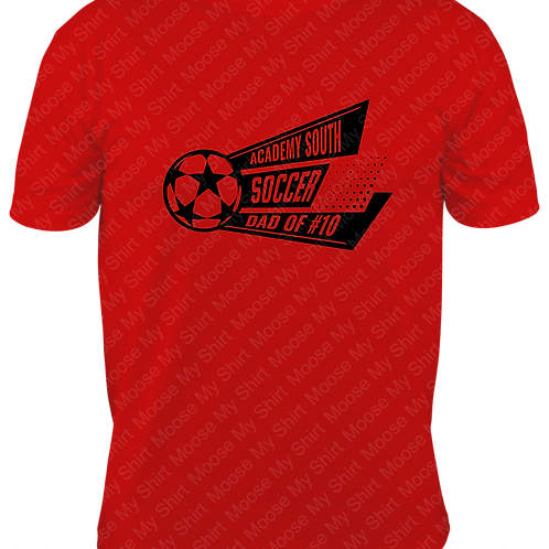 Soccer Dad Tee - MKSC Academy SOUTH