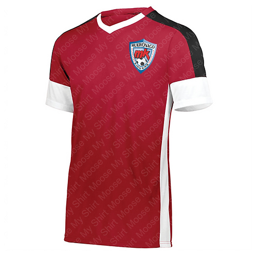 Adult Wembley Soccer Jersey - Mukwonago