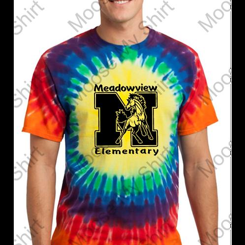 Meadowview Adult Tie Dye Tee