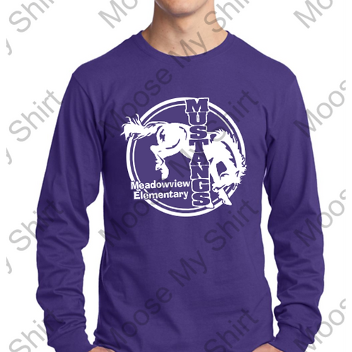 Meadowview Adult Long Sleeve