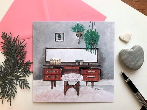 Art Card 'GPlan Fresco Dressing Table'
