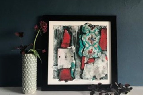 Limited Edition Giclee Print of 'Fragments 07'