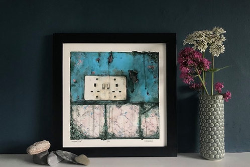 Limited Edition Giclee Print of 'Fragments 06'