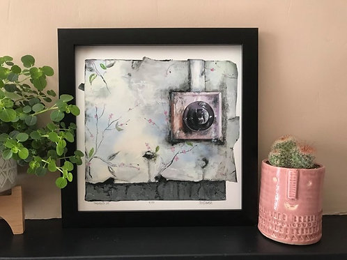 Limited Edition Giclee Print of 'Fragments 09'