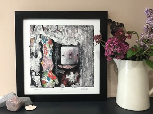 Limited Edition Giclee Print of 'Fragments 04'