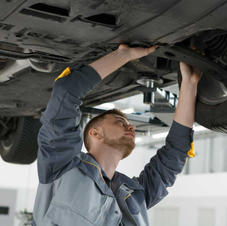 Undercoating & Rust Prevention