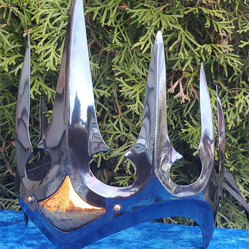 Sorcerer Crown - Blue Copper
