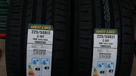 2 x 225/50 R17 98W Extra Load