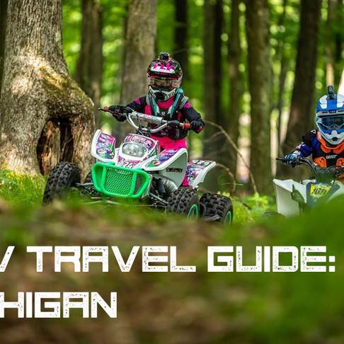 10 Best Places to Ride ATVs: Michigan Edition