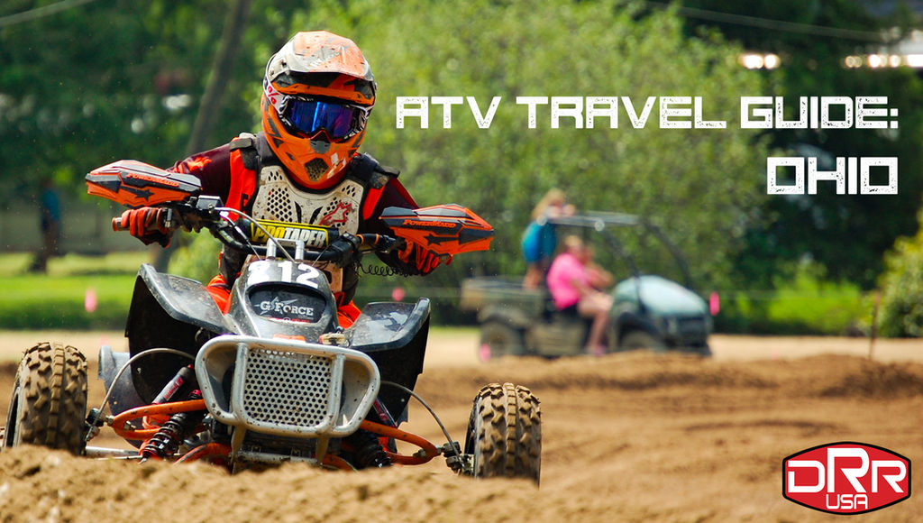 10 Best Places To Ride Atvs Ohio Edition