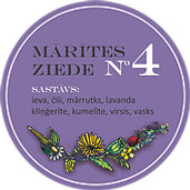 Marites ziede nr.4 mariteszalites.lv
