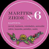 Marites ziede nr.6 mariteszalites.lv