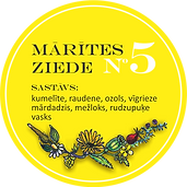 Marites ziede nr.5 mariteszalites.lv