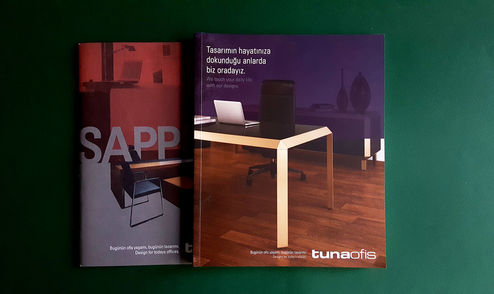 Tuna Ofis Mobilyaları