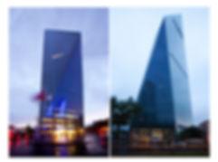 keron lihgting, finasbank levent kristal kule ,mimari fotoğrafçı,aydınlatma tasarımı