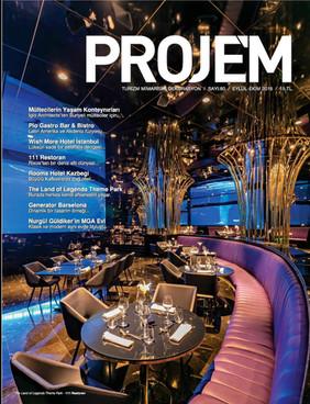 Projem Dergisi